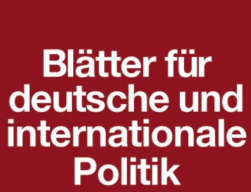 Nach Madrid: Klimadiplomatie in der Sinnkrise