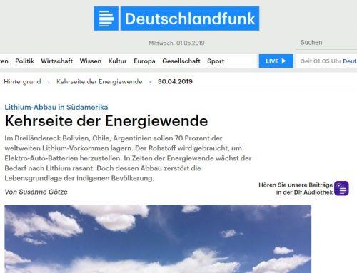 Lithium-Abbau in Südamerika – Kehrseite der Energiewende