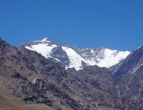 Chilenische Gletscher von Bergbauprojekten bedroht